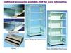 META CLIP S3 BOLTLESS SHELVING - ACCESSORIES