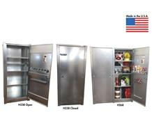 SINGLE AND DOUBLE DOOR CABINETS