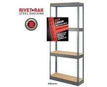 RIVET-RAK™ STEEL SHELVING - BULKMASTER